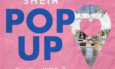 shein pop up store