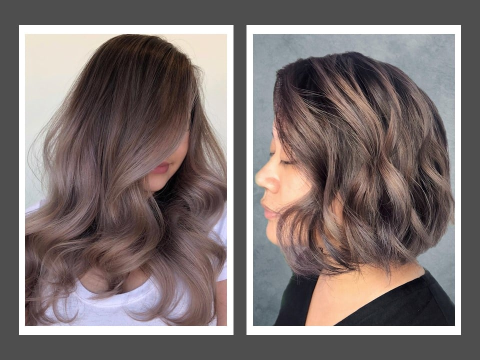 Latest Trends In Hair Colour For 2019 Little Letters Linked