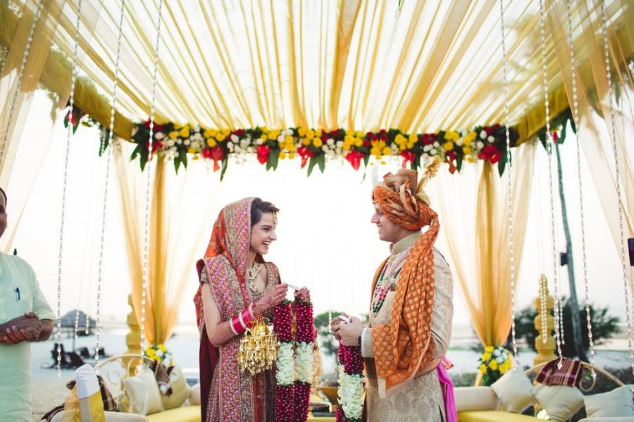 exotic wedding