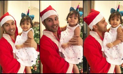 festive family clicks