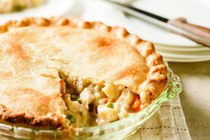Recipe four: Chicken Pie