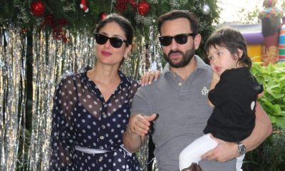 3rd Birthday of Taimur Ali Khan