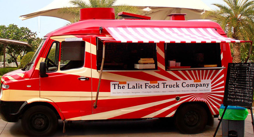 lalit food trucks