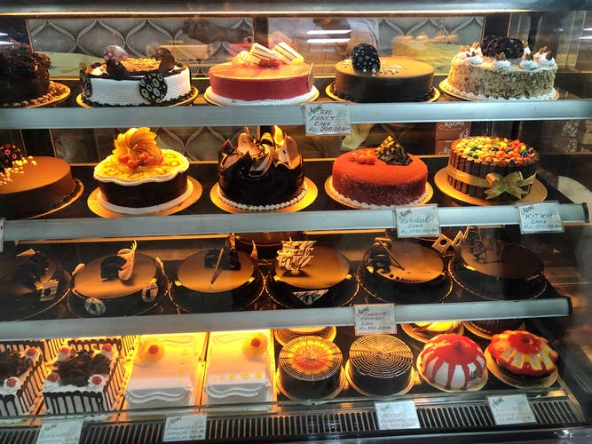 Bakeries in Delhi