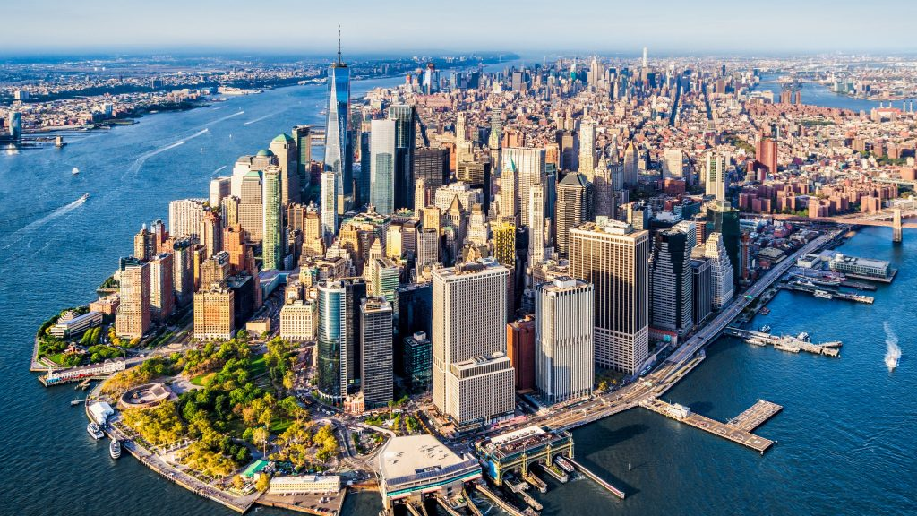 New York tourist destinations
