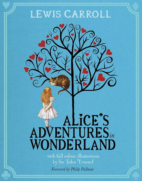 alice in wonderland- must read novels