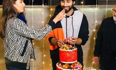 shahid's birthday