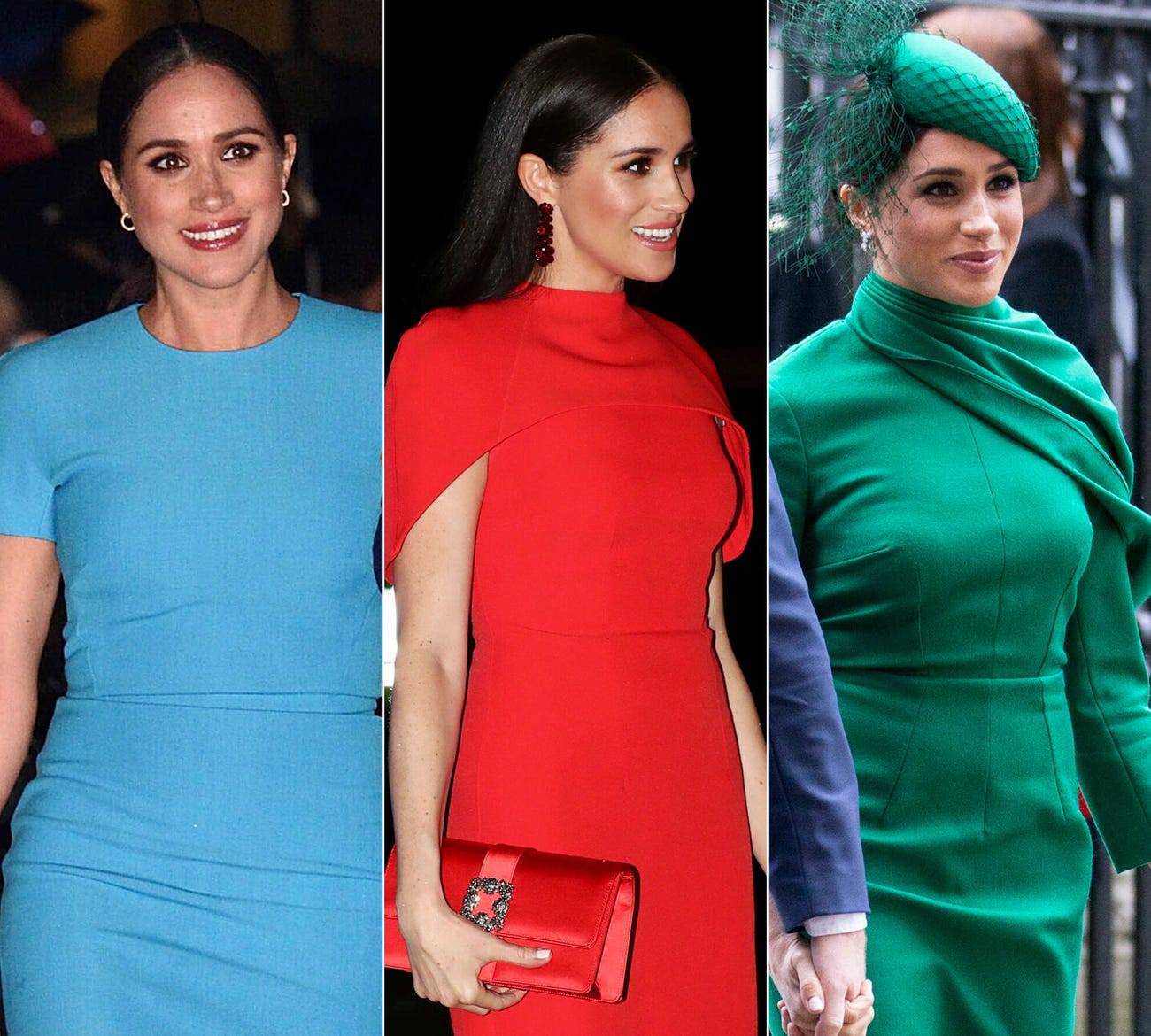 Meghan Markle's Looks for Her Final Royal Outing