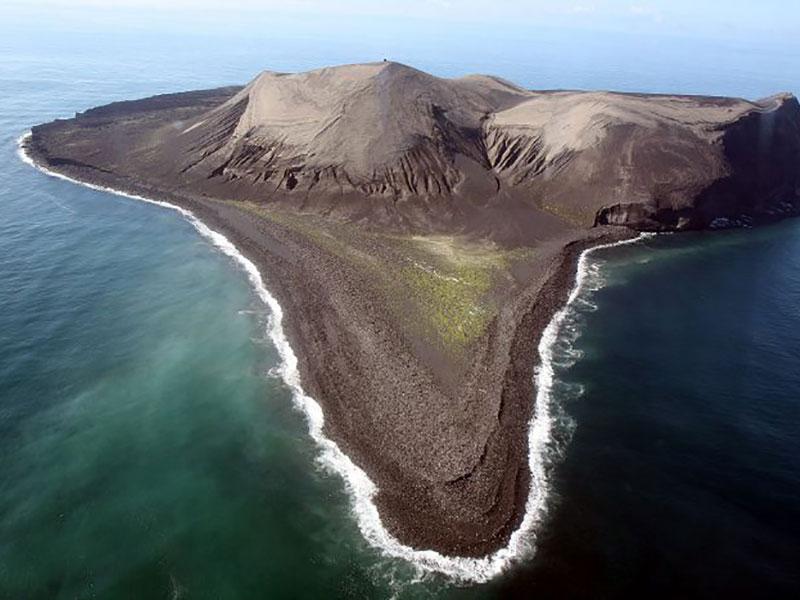 Surtsey Island forbidden places