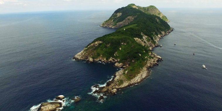 snake island forbidden places