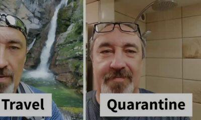 Quarantine Travel Challenge