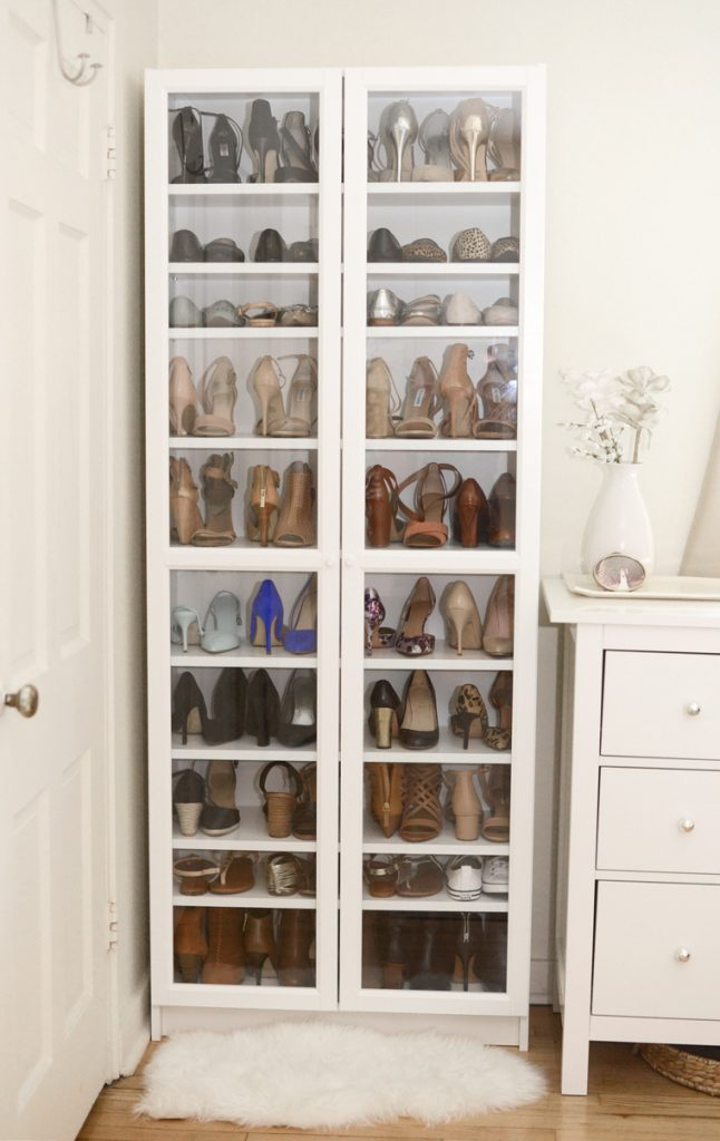 Store your shoes