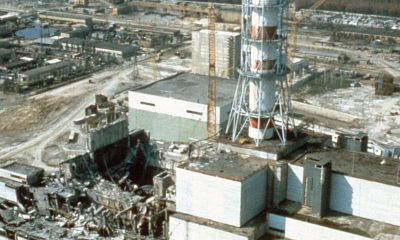 Nuclear Disaster Sites