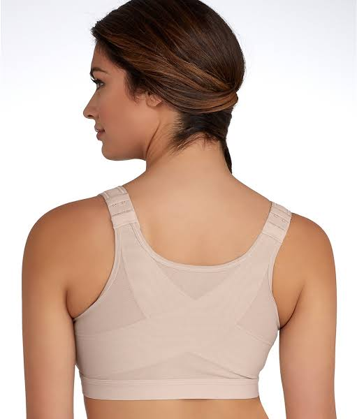 Posture correction bras