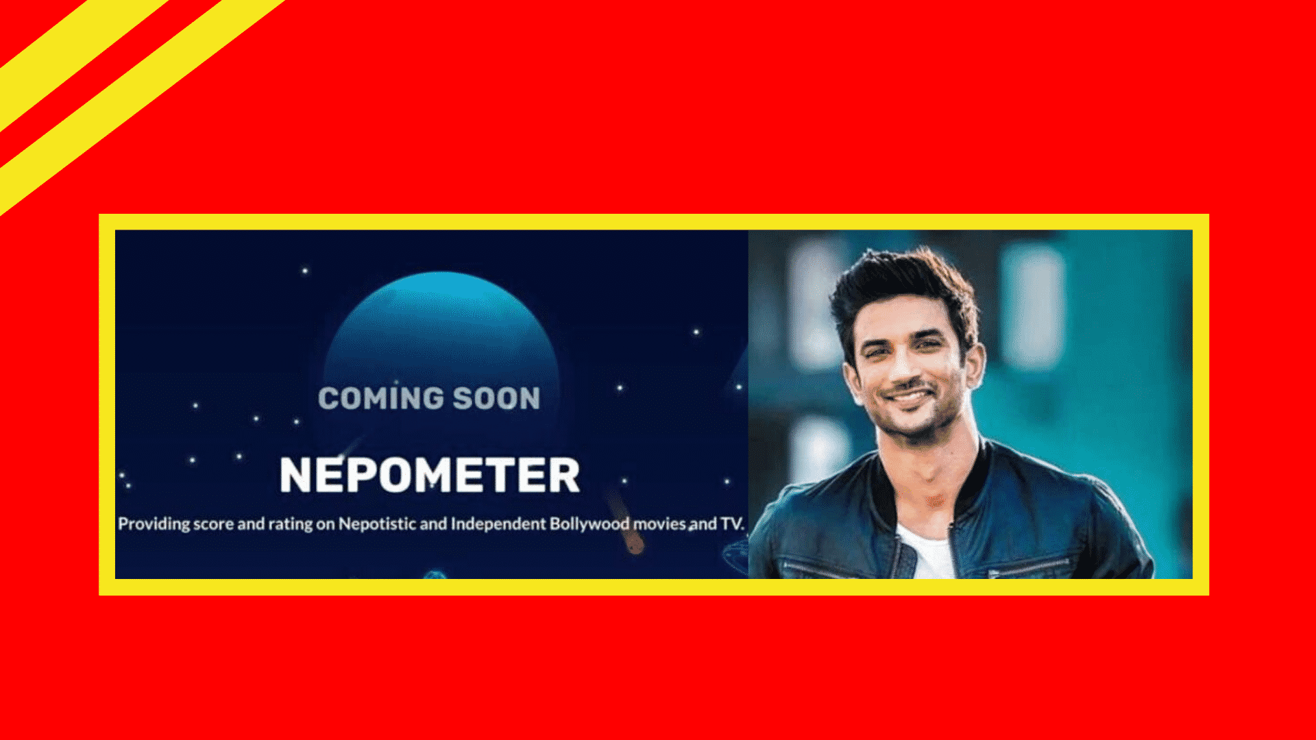 The Nepometer Of Bollywood
