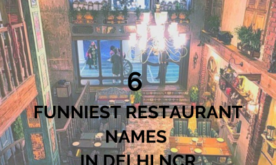 6 funniest restaurant names in delhi ncr