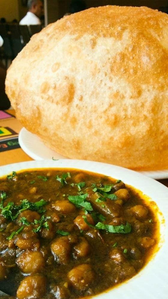 Desi comfort foods