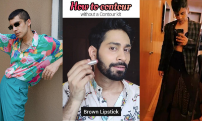 Indian Male Influencers Redefining Masculinity