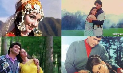 Romantic Bolly Songs Shot In Hilly Backdrops