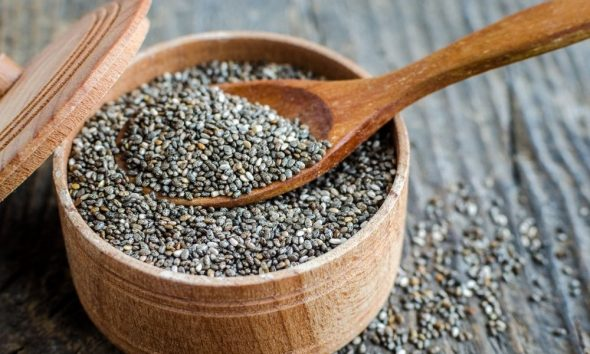 Chill With These Benefits Of Chia Seeds